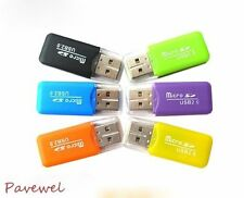 10 PCS M68 Mini USB 2.0 Micro SD Card TF Card Reader