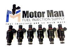 Motor Man - D3763FA 13641747406 OEM Fuel Injector Set 1994-1995 BMW 530I 3.0L