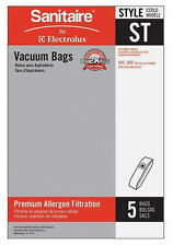 Sanitaire,Eureka,Electrolux Type ST Allergen Filter Bags 5 Pk Part # 63213B-10