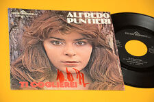 "ALFREDO PUNTIERI 7"" 45 TI COGLIEREI 1°ST ORIG ITALY PROG 1977 NM ! TOP COLLECTOR"