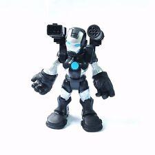 "PlaySkool Heroes Iron Man WAR MACHINE 2.5"" Figure Marvel Adventures Squad QA13"