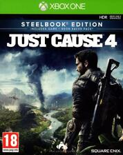 Just Cause 4 (Xbox One) STEELBOOK EDITION - NEW & SEALED - IN STOCK NOW!!!
