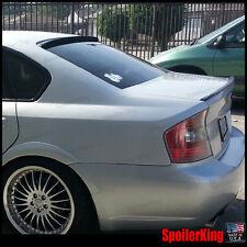 Subaru Legacy 2005-2009 05 06 07 08 09 4dr sedan COMBO Roof / Trunk Wing Spoiler