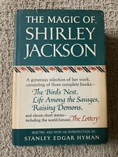 THE MAGIC OF SHIRLEY JACKSON by Stanley Edgar Hyman The Lottery Rare!!