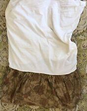 Ralph Lauren Gorgeous Floral Bed Skirt ~Queen~