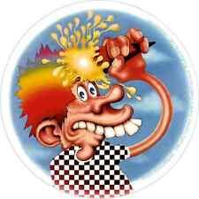 15929 Grateful Dead Ice Cream Dead Head Jerry Garcia Die Cut Sticker / Decal