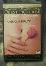 American Beauty (DVD, 2000 Widescreen, Award Edition) - Movie - Disc Only