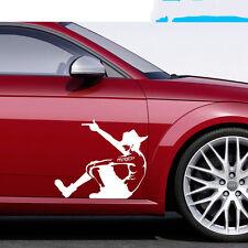One Piece Vinyl Car Sticker Auto Front Windshield Decal Body Decoration