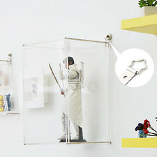 [NEW]Classic Transparent Wall Hanging Display Case for bricks,Action Figures,etc