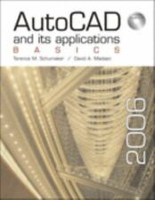 AutoCAD and its applications 13th edition, 2006
