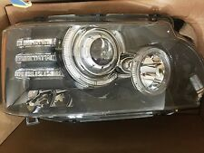 Range Rover L322 LED Head Light Lamp Assemblies Bixenon RETROFIT 2009-2012 PAIR