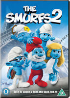 The Smurfs 2 DVD (2013) Hank Azaria, Gosnell (DIR) cert U ***NEW*** Great Value