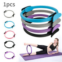 Dual Grip Pilates Ring Magic Circle Body Sport Fitness Weight Exercise Yoga Tool