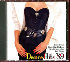DANCE HITS '89 - MAXI VERSIONS - JAPAN CD COMPILATION [2326]