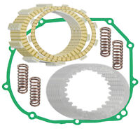 Clutch Friction Plates And Gasket Kit for Honda CBR600F3 1995 1996 1997 1998