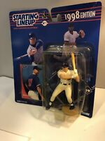 MARK GRACE Chicago Cubs Starting Lineup MLB SLU 1998 WRIGLEY FIELD Figure & Card