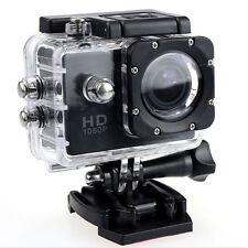 TELECAMERA CAMERA SUBACQUEA GO PRO 1080P SPORT ACTION VIDEO FOTO HD WATERPROOF