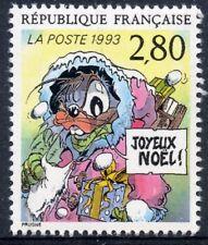 STAMP / TIMBRE FRANCE NEUF N° 2847 ** LE PLAISIR D'ECRIRE / JOYEUX NOEL