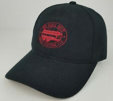 Dr Well Site Testing LLC Pipeline Black One Size Adult Strap Back Baseball Hat