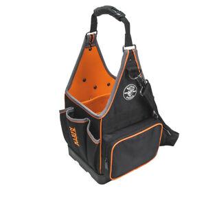 Klein Tools 554158-14 Tradesman Pro Organizer 8-Inch Tote