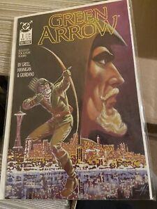 Green Arrow (1987 Vol 1) Lot, Complete Series Set w/#s 1-137