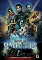 Rise Of The Superheroes [New DVD] NTSC Format