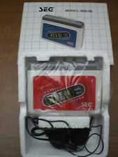 SEG Stereo Walkman Modell WM 180 NEU und OVP