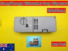 Smeg, Omega Dishwasher Spare Parts Detergent Soap Dispenser Replacement Grey E16
