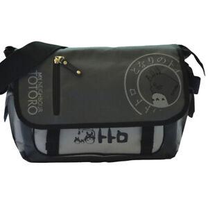 Anime My Neighbor Totoro Satchel Shoulder Bag Middle Student Messenger Bag Kids