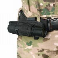 Genuine LED LENSER Cordura Flashlight Pouch Belt Holster Bag for M7R P7R M7RX