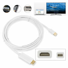 10FT/3M Mini DP Display Port to HDMI Cable Adapter FOR Macbook Apple TV PC MAC