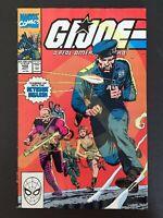 GI JOE A REAL AMERICAN HERO #102 MARVEL COMICS 1990 FN/VF