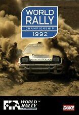 World Rally Championship - Review 1992 (New DVD) FIA WRC Sainz Auriol