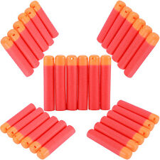 30 Pcs Refill Darts 9.5cm Bullet Blaster Fr Nerf N-Strike Mega Centurion Toy Gun