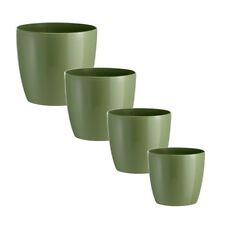 Übertopf - Set Madeira 4er Set salbei Pflanztopf Vase verschiedene Farben
