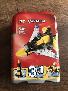 Lego Set 31001 Creator Mini Skyflyer Building NEW SEALED RETIRED