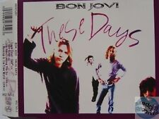 BON JOVI THESE DAYS MAXI CD