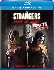 The Strangers: Prey at Night (Blu-Ray+DVD+Digital, 2018) (S)