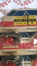 GENUINE DATSUN CONTACT SET Part number 22145-89900 OEM NISSAN part