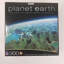 BBC Planet Earth Puzzle Ha Long Bay Vietnam 500 Piece Landscape Scenery