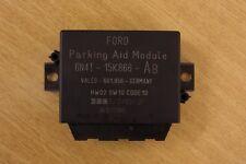 FORD FOCUS MK2 CC CONVERTIBLE PARKING AID MODULE PDC 6N4T-15K866-AF 2006 - 2011