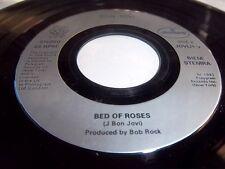 BON JOVI-BED OF ROSES/SAME MERCURY JOVJB15 UK NEW UNPLAYED JUKE BOX VINYL 45