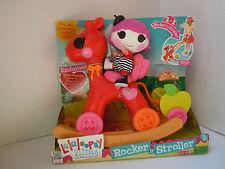 Lalaloopsy Littles Rocker 'n' Stroller Sherri Charades 2012 Target Exclusive NEW