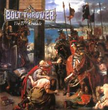 "Bolt Thrower ""The IVth Crusade"" CD - NEW!"