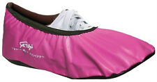 Robbys Pink Bowling Shoe Covers Size XL