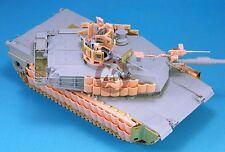 Legend 1/35 M1A2 Abrams Tank TUSK II Conversion Set (Dragon) [Resin + PE] LF12A5