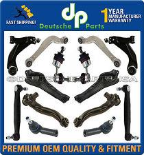 Jaguar X-Type FRONT + REAR CONTROL ARM BALL JOINT + Tie Rod Sway Bar Link Kit 14