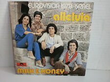 MILK & HONEY Alleluia EUROVISION 1979 ISRAEL