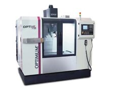 Fresadora CNC SINUMERIK 808D Advance OPTIMUM F 105