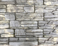 Concrete Slate Effect Walling 50 Weathered Grey  InclDelivery (few exceptions).